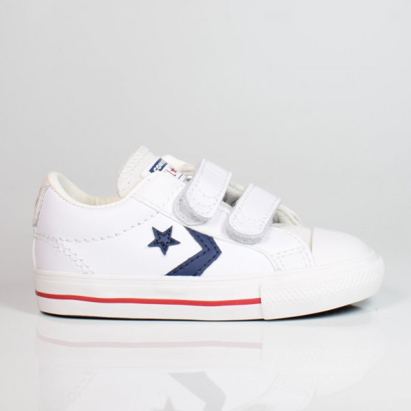 CONVERSE TODDLER EASY-ON STAR PLAYER LOW TOP 769707C
