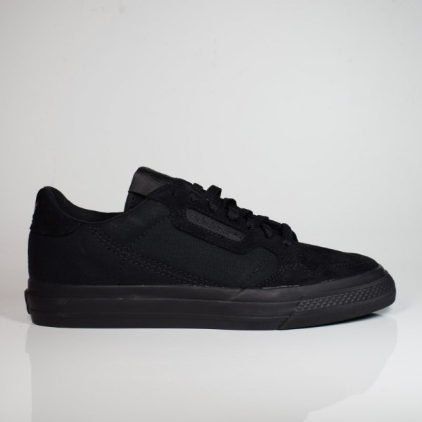 ADIDAS CONTINENTAL VULC CORE BLACK/CLOUD WHITE EF3531