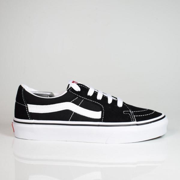 VANS SK8-LOW BLACK/TRUE WHITE VN0A4UUK6BT1