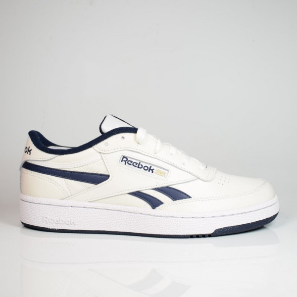 REEBOK CLUB C REVENGE CHALK/VECTOR NAVY/PORCELAIN FV9878