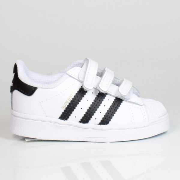ADIDAS SUPERSTAR CF I CLOUD WHITE/CORE BLACK/CLOUD WHITE EF4842