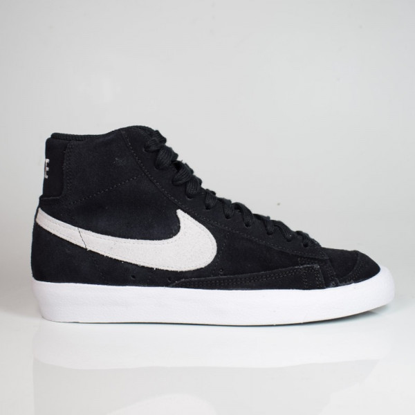 NIKE BLAZER MID'77 SUEDE BLACK/PHOTON DUST CI1172-002