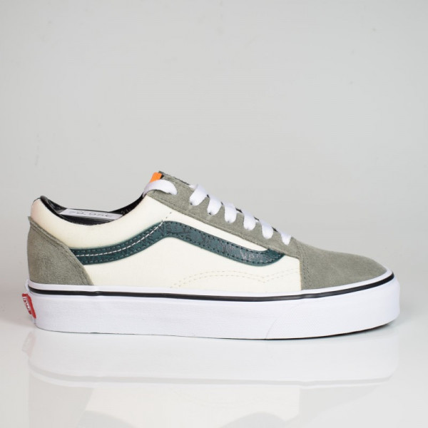 VANS OLD SKOOL (MIX & MATCH) ANTQUWHTBSTRGR VN0A4BV51IB1