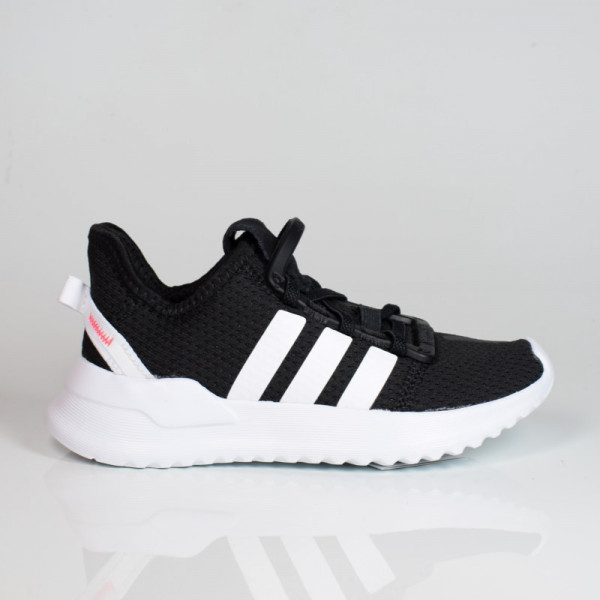 ADIDAS U_PATH RUN C CORE BLACK/CLOUD WHITE/SHOCK RED G28116